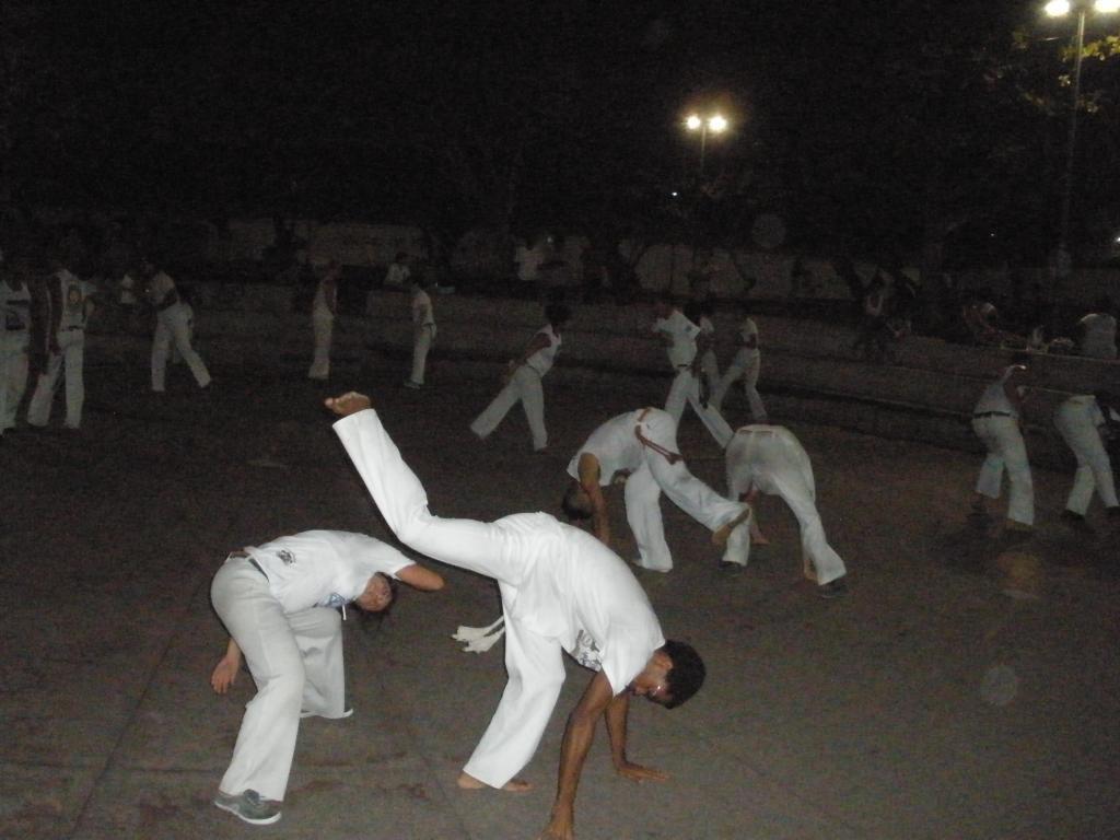 Capoeira in Leme