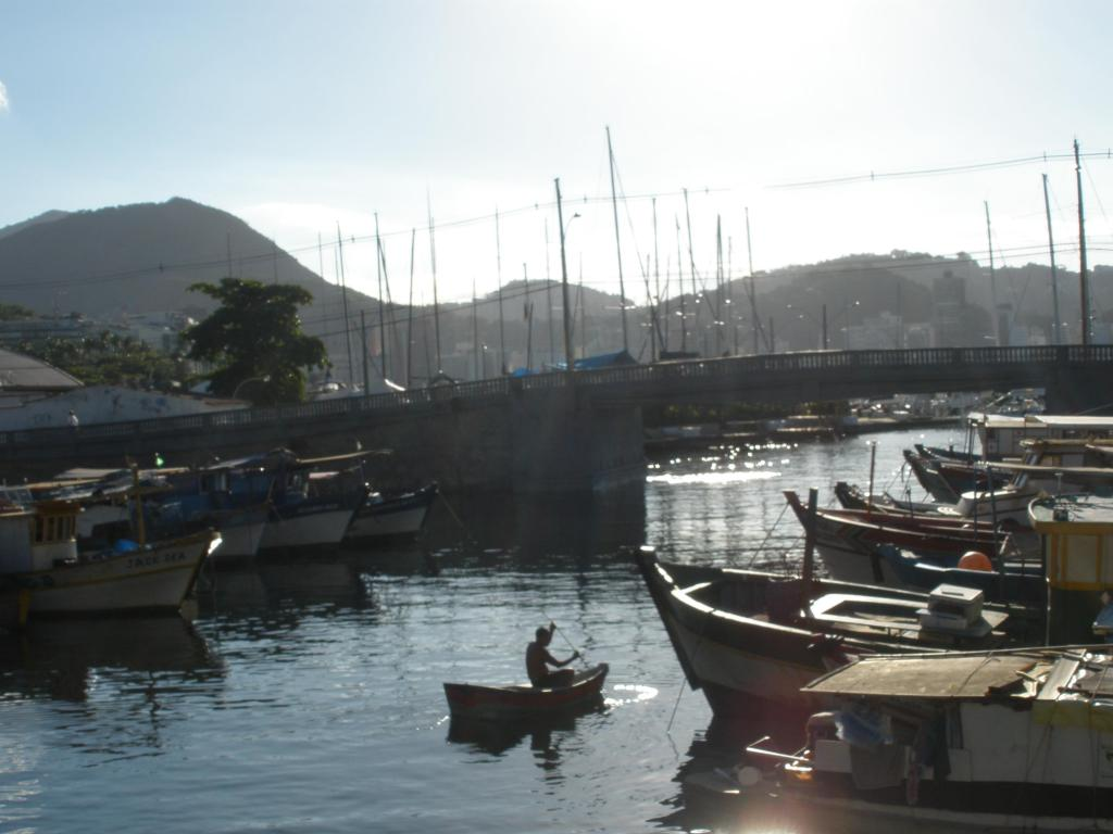 Sunny afternoon in Urca